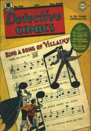 Batman - Detective Comics # 124