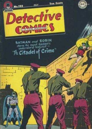 Batman - Detective Comics # 125