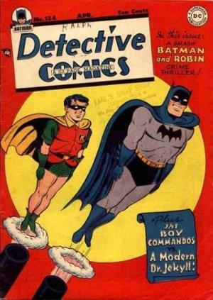 Batman - Detective Comics # 134
