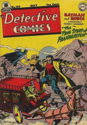 Batman - Detective Comics # 135