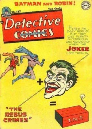 Batman - Detective Comics # 137