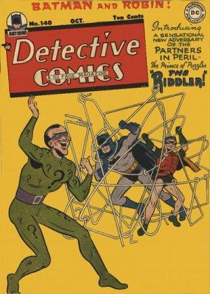 Batman - Detective Comics # 140