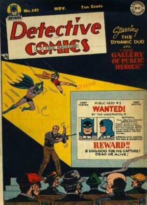 Batman - Detective Comics # 141
