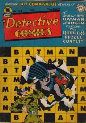 Batman - Detective Comics # 142