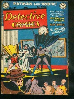 Batman - Detective Comics # 144