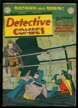 Batman - Detective Comics # 145