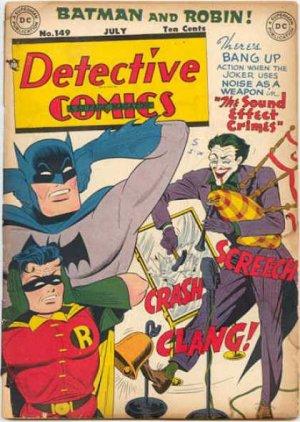 Batman - Detective Comics # 149
