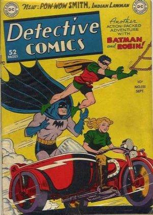 Batman - Detective Comics # 151