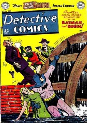 Batman - Detective Comics # 154