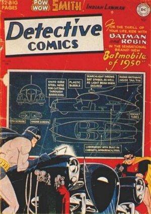 Batman - Detective Comics # 156
