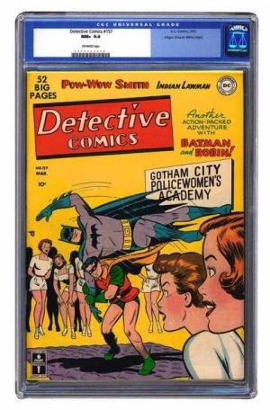 Batman - Detective Comics # 157