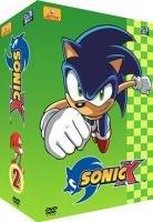 couverture, jaquette Sonic X 2 SIMPLE  -  VF 2 (Déclic images)