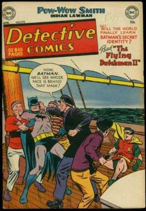 Batman - Detective Comics # 170