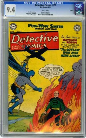 Batman - Detective Comics # 172