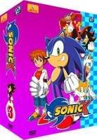 couverture, jaquette Sonic X 3 SIMPLE  -  VF 2 (Déclic images) Série TV animée
