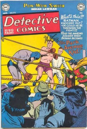 Batman - Detective Comics # 174