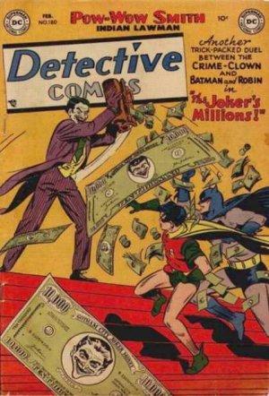 Batman - Detective Comics # 180