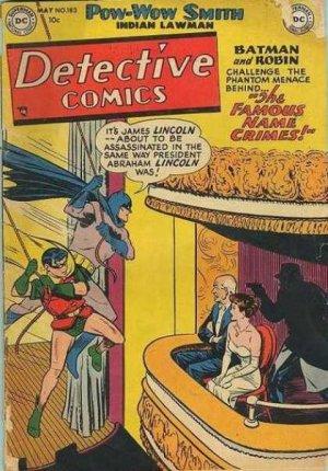 Batman - Detective Comics # 183