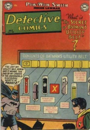 Batman - Detective Comics # 185