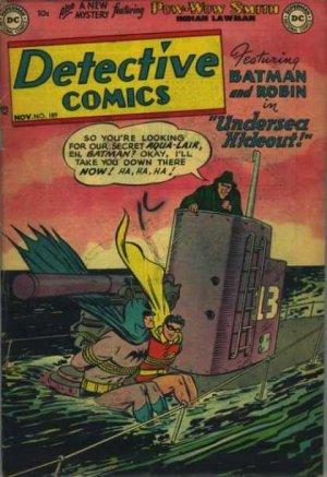 Batman - Detective Comics # 189