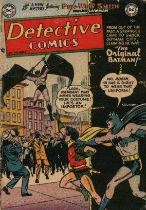 Batman - Detective Comics # 195