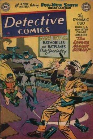 Batman - Detective Comics # 197