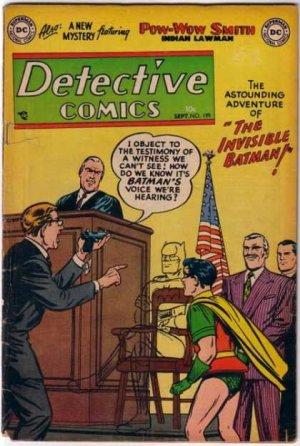 Batman - Detective Comics # 199
