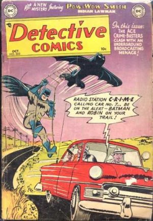 Batman - Detective Comics # 200