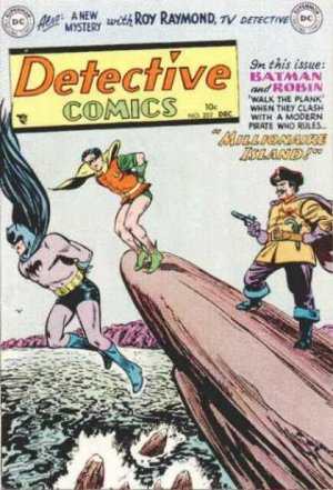 Batman - Detective Comics # 202