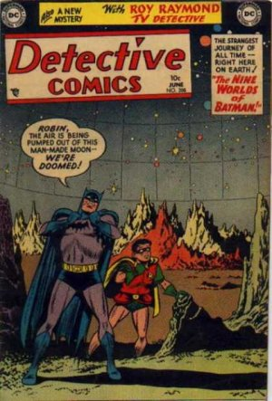 Batman - Detective Comics # 208