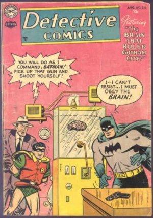 Batman - Detective Comics # 210