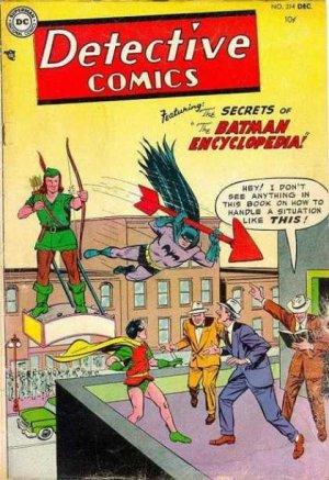 Batman - Detective Comics # 214