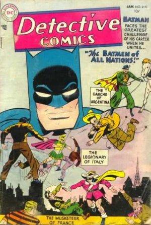Batman - Detective Comics # 215