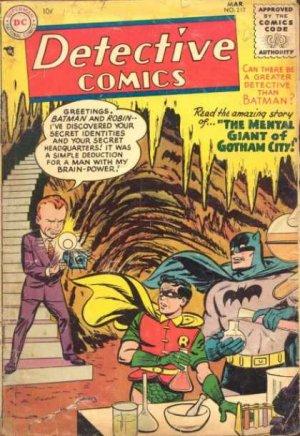 Batman - Detective Comics # 217