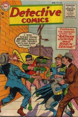 Batman - Detective Comics # 218