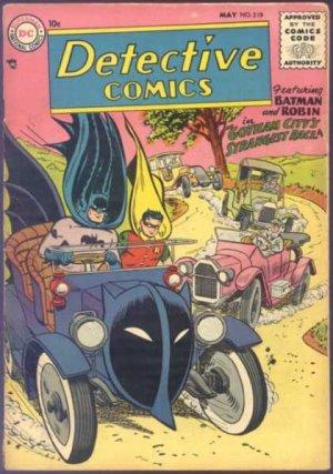 Batman - Detective Comics # 219