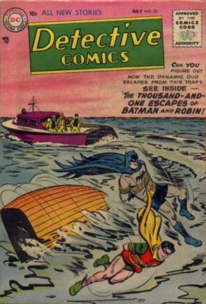 Batman - Detective Comics # 221