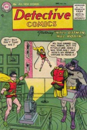 Batman - Detective Comics # 226