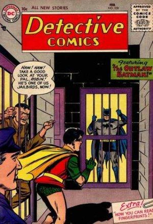 Batman - Detective Comics # 228