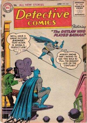 Batman - Detective Comics # 232