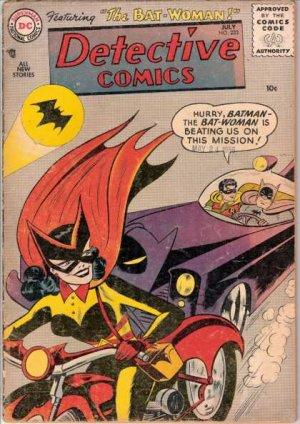 Batman - Detective Comics # 233