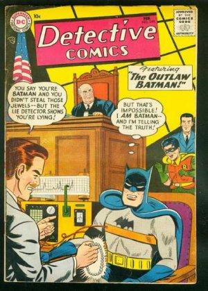 Batman - Detective Comics # 240