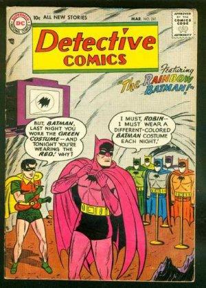 Batman - Detective Comics # 241