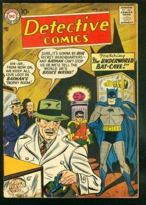 Batman - Detective Comics # 242