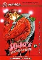Jojo's Bizarre Adventure #42