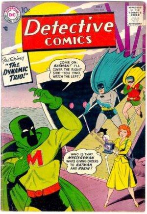 Batman - Detective Comics # 245