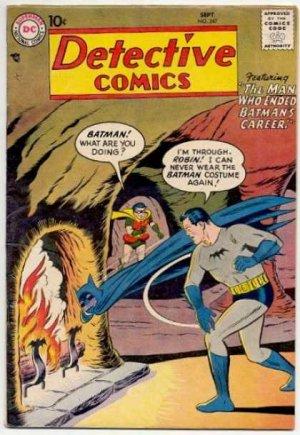 Batman - Detective Comics # 247