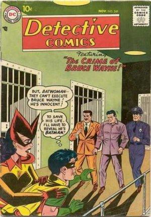 Batman - Detective Comics # 249