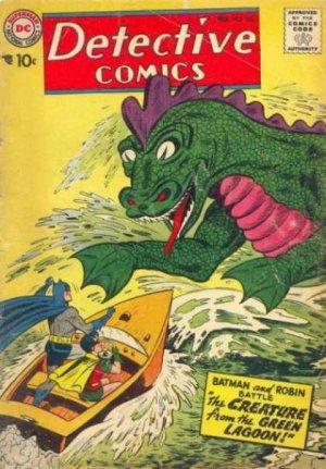 Batman - Detective Comics # 252