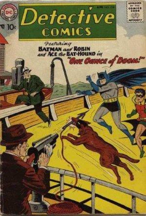 Batman - Detective Comics # 254